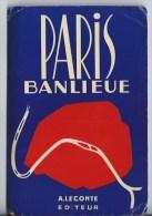 Paris Et Banlieu - Cartes Géographiques