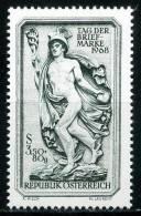 Österreich - Michel 1277 - ** Postfrisch - Tag Der Briefmarke 68 - 1945-.... 2nd Republic