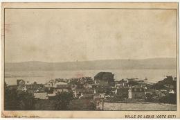 Ville De Levis Cote Est Edit Mercier Private Post Card - Levis