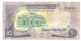 North Sudan 10 Pounds 1972 - Sudan