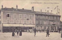 LA TOUR DU PIN PLACE DE LA SOUS PREFECTURE - La Tour-du-Pin