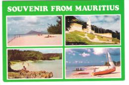 Mauritius - Ile Maurice - Souvenier Multi View - Mauritius
