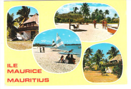 Mauritius - Ile Maurice - Trou Aux Biches Beach - Village Hotel - Mauritius