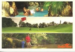 Verneuil Sur Avre : Les Bois Francs Center Parcs : Multivues Golf Piscine Pêche à La Ligne (sports) - Verneuil-sur-Avre