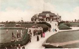 Postcard - Teignmouth Pier Approach, Devon. 5954 - Otros