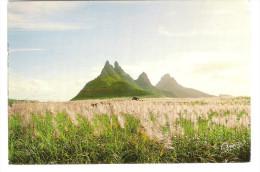 Mauritius - Ile Maurice - Les Trois Mamelles - Mauritius