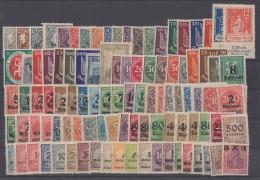 DR Lot 100 Verschiedene Marken Inflation Postfrisch - Alla Rinfusa (max 999 Francobolli)