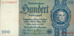 Deutschland, Germany - 100 Reichsmark, Ro. 176 A , ( Serie E/L ) 1936 - 1948 ! - [ 4] 1933-1945: Derde Rijk