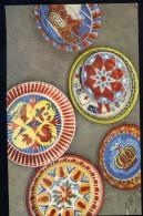Cpsm Du Tchad Plats En émail Various Enameled Plates -- Air Afrique  JA15 49 - Tchad