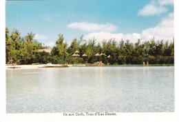 Mauritius - Ile Maurice - I´le Aux Cerfs - Trou D`Eau Douce - Mauritius