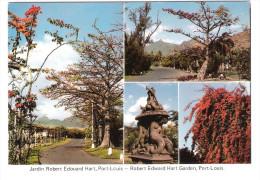 Mauritius - Ile Maurice - Jardin Robert Edouard Hart - Port Louis - Mauritius