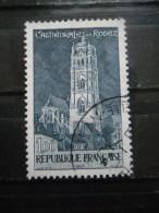 France N°1504 CATHEDRALE De RODEZ Oblitéré - Eglises Et Cathédrales