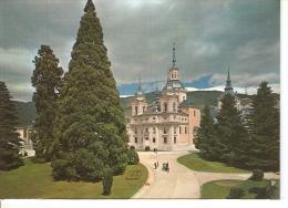 Postal 038738 : La Granja De San Ildefonso (Segovia). La Colegiata - Non Classificati