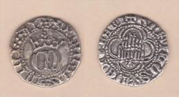 ENRIQUE II 1.369-1.379 Rey De Castilla Y Leon  SC/UNC  Réplica   T-DL-11.235 - Monedas Falsas