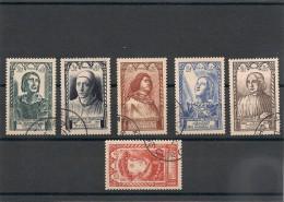 FRANCE  1946 N° Y&T : 765/770 Oblitérés - Gebraucht