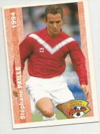 Carte Panini 1994  Girondins De Bordeaux  N°226 Stephane Paille - Trading Cards