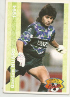 Carte Panini 1994  Girondins De Bordeaux  N° 50 Gaetan Huard - Trading Cards