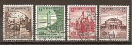 DR 1938 // Michel 665/668 O (4888) - Deutschland