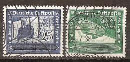 DR 1938 // Michel 669/670 O (3769) - Deutschland