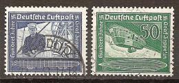 DR 1938 // Michel 669/670 O (3767) - Deutschland