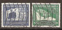 DR 1938 // Michel 669/670 O (3766) - Deutschland