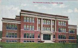 The Norwich Academy Norwich Connecticut - Norwalk