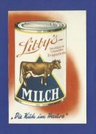 """Libby's Milch  (W194)  -  """""""" Die Kuh Im Hause """""""" - ?? REPRO ?? - Ungelaufen - Neu - - Pubblicitari"""