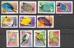 Afrique Du Sud - Lot 10 -  Oblitérés - Südafrika (1961-...)
