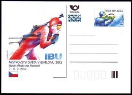 Tschechische Republik 2013 - Biathlon - Wintersport (Sonstige)