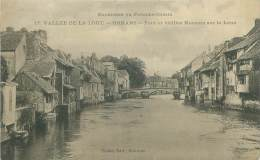 25 - ORNANS - Pont Et Vieilles Maisons Sur La Loue - Zonder Classificatie