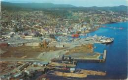 An Aerial View Of NANAIMO - Nanaimo