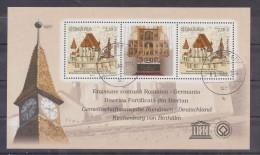 2011 - Biertan Fortified Church - Blocks & Sheetlets