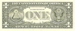 "U.S.A. 1 DOLLAR 2001 PICK 509 LETTER ""K"" UNC - Federal Reserve Notes (1928-...)"