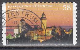 Germany    Scott No 2708     Used    Year  2013    Die Cut - BRD