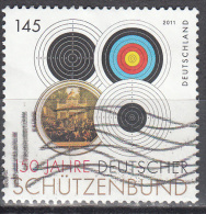 Germany    Scott No 2634     Used    Year  2011 - BRD