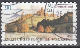 Germany    Scott No  2609    Used    Year  2011 - Gebraucht