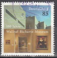 Germany    Scott No  2621    Used    Year  2011 - BRD