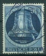 Berlin 1951 / MiNr. 85   O / Used  (s100) - Gebraucht