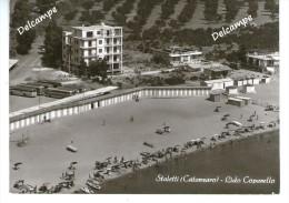 Foto  Cm 14,7 X 10,7 - Staletti ( Catanzaro ) - Lido Copanello - Places