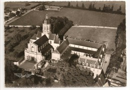 14 - LA FRANCE VUE DU CIEL... Abbaye De JUAYE-MONDAYE (Calvados) - éd. ARTAUD Gaby N° 1 - France