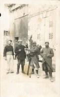 Carte Photo - Groupe De Poilus Du 109 ° RI  - Voir 2 Scans. - War 1914-18