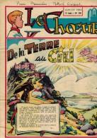 """LE CHOEUR N° 136 De Janvier 1959 REVUE PIEUSE Illustrée Pierre BROCHARD : """" De La Terre Au Ciel """" St Jean Marie VIANNEY - Religion"""