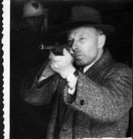 KERMESSE * TIR A LA CARABINE * SHOOTING STAND GUN * KERMESSE * 1949 * 8.50 X 7.50 CM - Sports