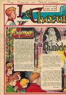 LE CHOEUR N° 137 De Février 1959 REVUE PIEUSE Illustrée Pierre BROCHARD : Le Cierge De La Chandeleur Jean Marie VIANNEY - Religion