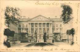 Bruxelles - Série H.M. N°1 - Palais De La Nation 1900 - Zonder Classificatie