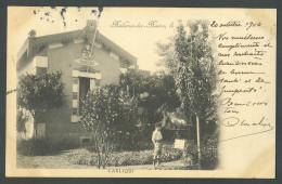 34 - BALARUC LES BAINS - CARLIQUI - 1904 - Francia