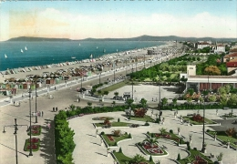 Rimini-Lungomare-1954 - Rimini
