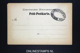 Germany  Deutsche Post Paotingfu - Ufficio: Cina