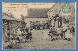 91 - CHAUMUSSON --  Vue De L'Auberge BARNEAU - Frankrijk