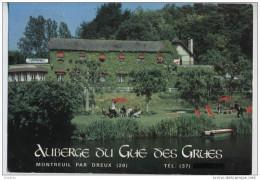 Auberge du Gue des Grues Montreuil non-circul�e